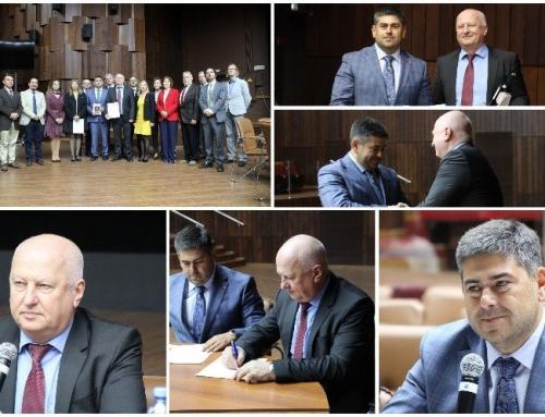 Firman memorándum entre cámaras de comercio de Rusia y Chile