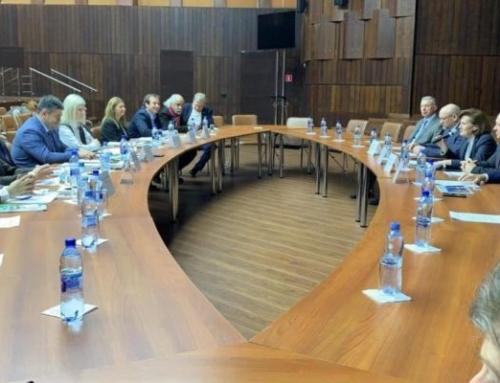 """""""Un parque industrial potente"""": Cámara de Comercio de Osorno concreta alianzas con ciudades de Rusia"""