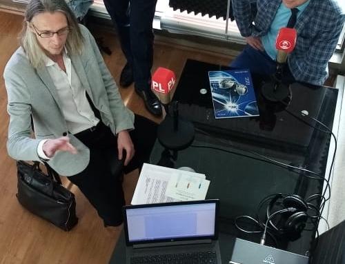 Los representantes de las empresas rusas Incotex e ILight, visitaron País Lobo