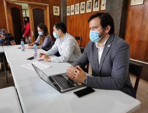 CÁMARA DE COMERCIO OSORNO PRESENTÓ PAQUETE DE MEDIDAS, EN BENEFICIO DEL SECTOR, A AUTORIDADES REGIONALES