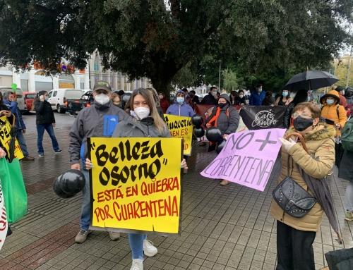 Cámara de Comercio Osorno valora avance a fase 2 de Transición a partir de este jueves y llama al autocuidado para no retroceder