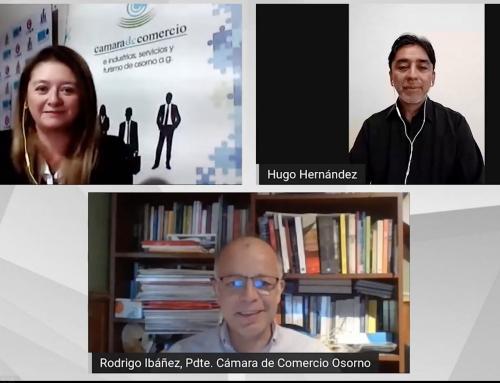 """Cámara de Comercio Osorno y Patagonia Azul iniciarán ciclo de programas """"Osorno For Export"""" para dar a conocer potencialidades de Chile y Argentina"""