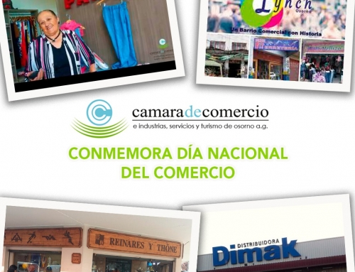 Cámara de Comercio Osorno conmemora el Día Nacional de Comercio y ratifica su compromiso con emprendedores afectados por la pandemia